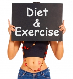 food dieting and exercise tips